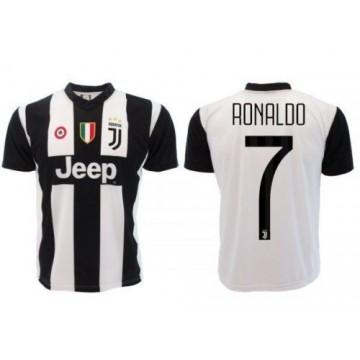 T-shirt ufficiale juventus  ronaldo