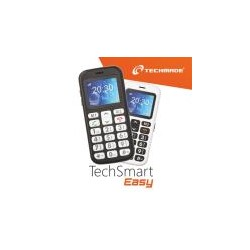 TECHMADE SENIOR MOBILE PHONE MS-301 BIANCO