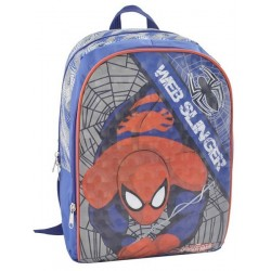 zaino medio spiderman royal blue