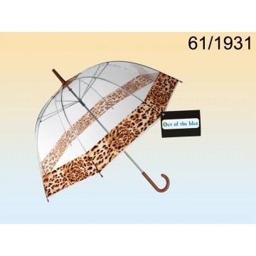ombrello Leopardo, D: ca. 85 cm pezzi 24 minimo