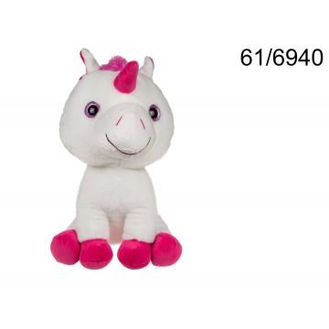 Unicorno in peluche, ca. 35 cm