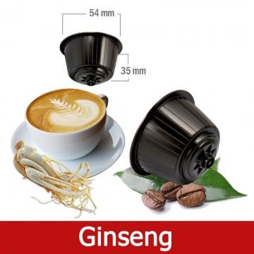 16 capsule ginseng compatibili dolce gusto nescafe'