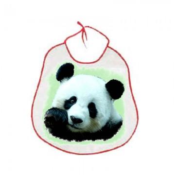 Bavaglioni bambinni animale panda