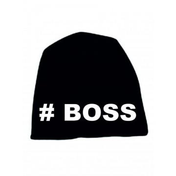 Berretti con scritta o logo ( -boss)
