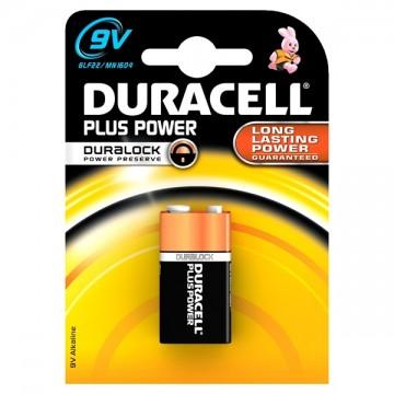 Blister duracell plus mn1604 9 volt