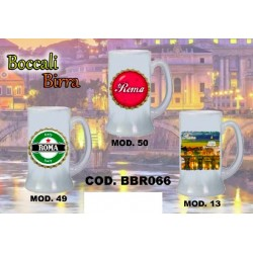 Boccale birra Roma