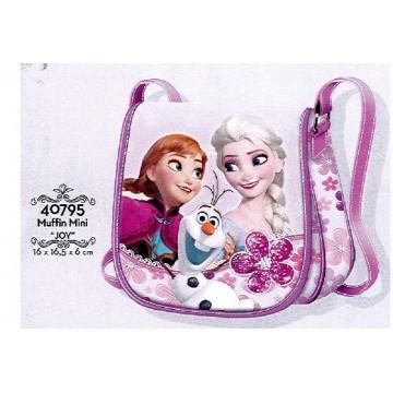 Borsa tracolla Frozen 16x16,5x6 cm
