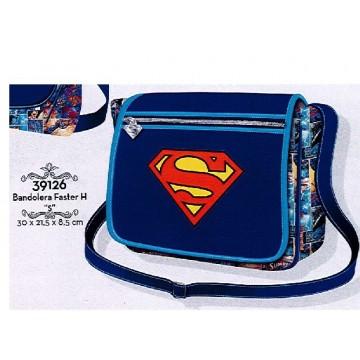 Borsa tracolla Superman 30x21,5x8,5 cm