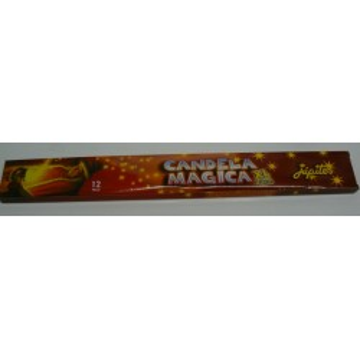 Candela magica xl 45 cm confezione da 12 pezzi