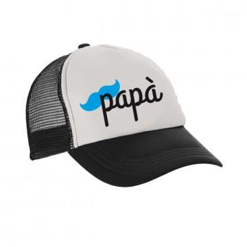 Cappellini con visiera  papà