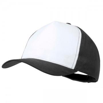 cappellino con visiera  da personalizzare con il tuo logo  stampabile a sublimazione