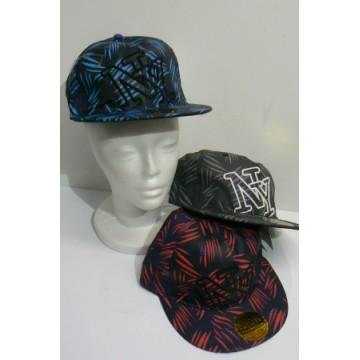 Cappello Rap Tag unica Foresta 3 colori assortiti conf. 12 pezzi