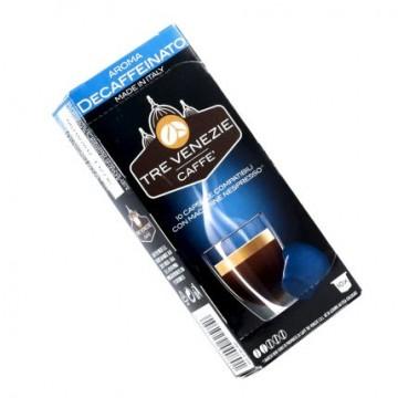 Capsule decafeinato compatibile nespresso con 10 pz
