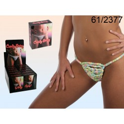 Caramelle Tanga da donna ,  12 pz. per display
