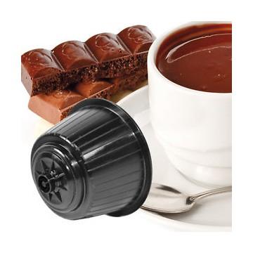 cioccolato in capsule compatibili dolce gusto conf da 50 pz