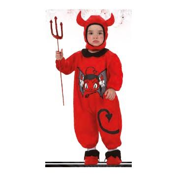 costume demone bambina