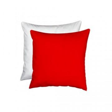 cuscino 40x40 in poliestere con imbottitura neutro pronto per la stampa a sublimazione