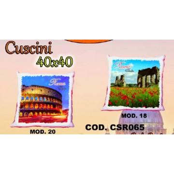 Cuscino cm40x40 roma
