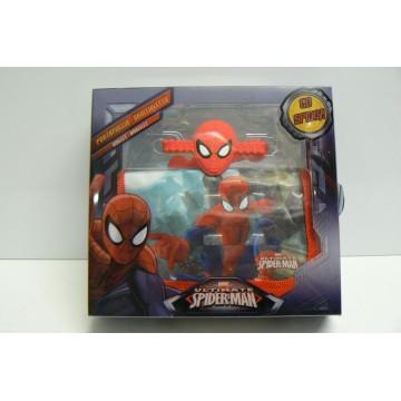 gift kids portafoglio+bracciale spiderman