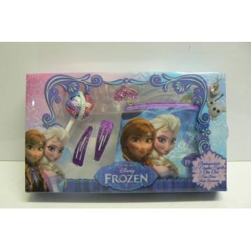gift kids portaspiccioli+acc. capelli frozen