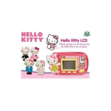 GIOCO LCD HELLO KITTY CON 4 PERSONAGGI