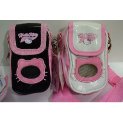 hello kitty pouch porta cellulare  ipod-mp3 bianco
