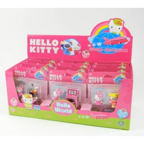 HELLO KITTY WORLD ESP.12 PZ. ASS. B
