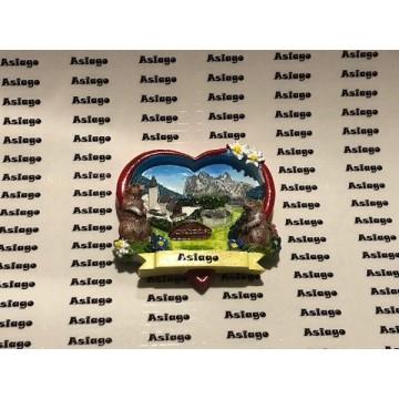 kit 1000 Adesivi con il nome della tua citta'  in pvc trasparente ideali per la personalizzazione dei magneti in resina o artic