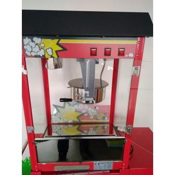 Macchina professionale per i popcorn Peso 25 kg ca.cm80x53x48 possibilita' di noleggio chiedi informazioni
