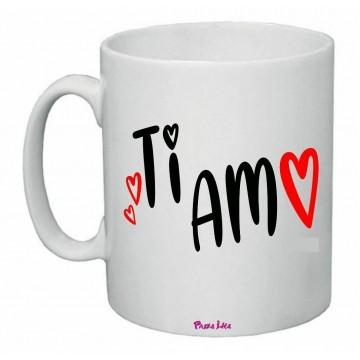 tazza mug 8x10 scritta ti amo san valentino amore regalo uomo donna