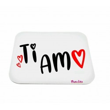 mouse pad pc rettangolare scritta ti amo san valentino regalo amore cuori