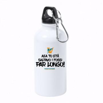 borraccia bottiglia alluminio 500 ml veneto radio aea to età