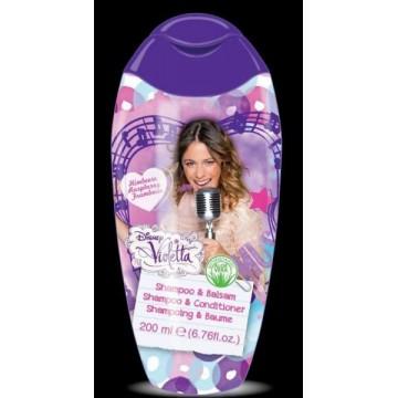 Shampoo e balsamo Violetta 200 ml